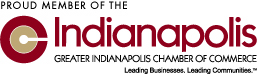 Greater Indianapolis Chamber of Commerce Gold Member