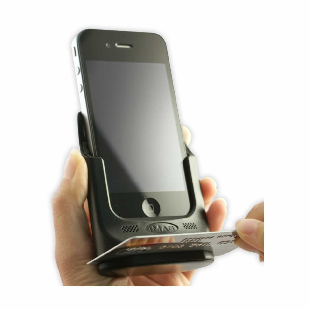 ID-Tech iMag Credit Card Reader